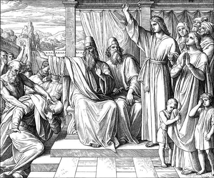 The Trial Of Susanna