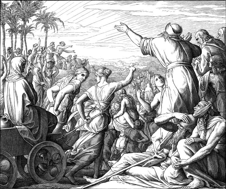 Cyrus Releases The Jews