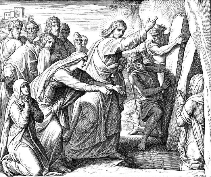 Who was Lazarus in the Bible? - Bible Questions Answered