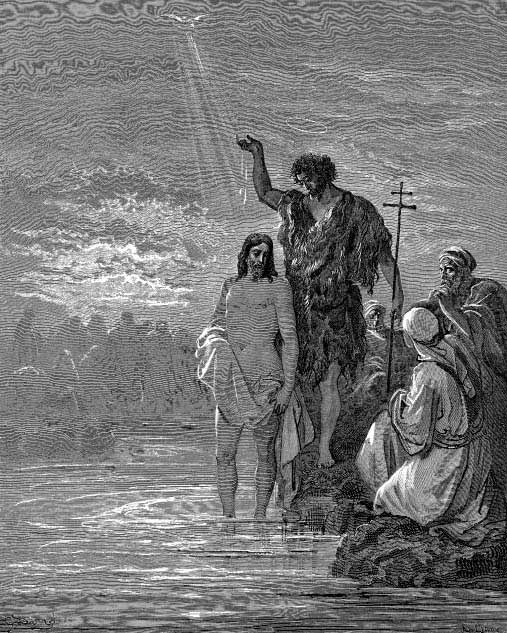 The Baptism Of Jesus